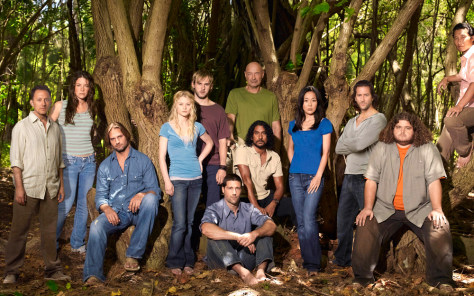 "Image: ""Lost"" cast"