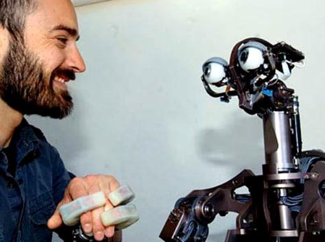 Image: Robot 'Domo'