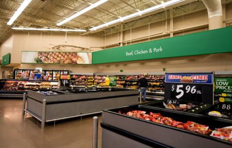 Image: Wal-Mart refrigeration