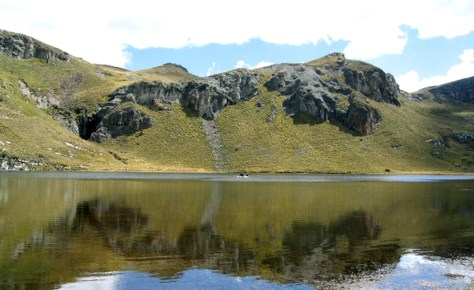 Image: Central Peruvian Andes