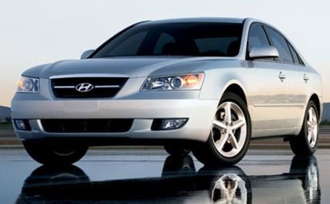 Image: Hundai Sonata sedan