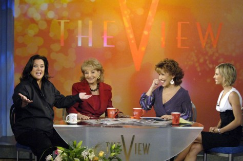 Image: Cast of 'The View'