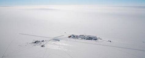 IMAGE: SOUTH POLE STATION