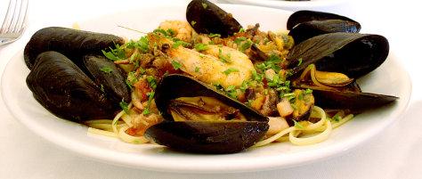 Image: I Linguini del Pescatore