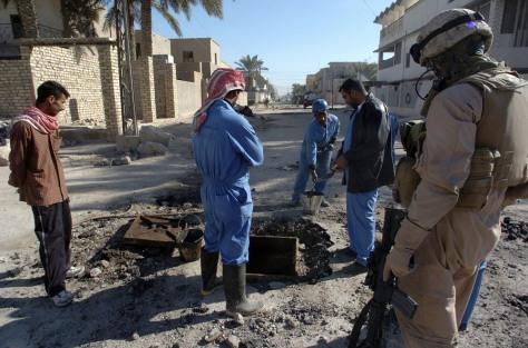 Fallujah Continues To Rebuild