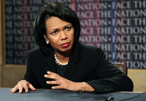 Image: Condoleezza Rice