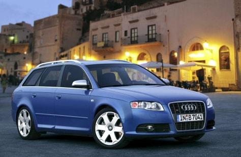 Audi'sA6 Avant