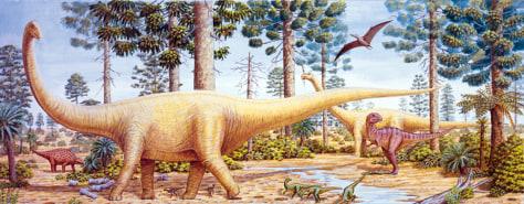 Image: Titanosaur