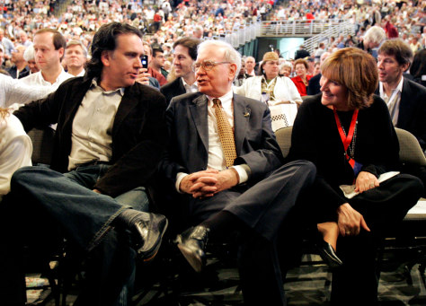 Buffett and family