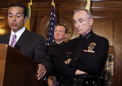 IMAGE: LAPD changes