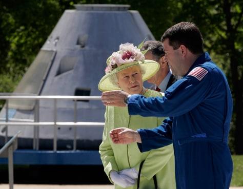 Queen Elizabeth II, Nicholas Patrick