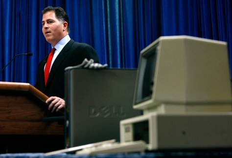 Image: Michael Dell