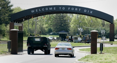 Image: Fort Dix