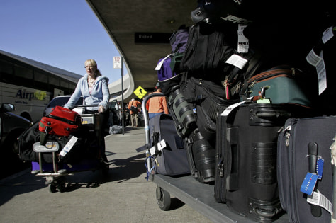 Image: Load of luggage