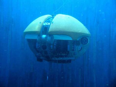 NASA robot to explore 'bottomless' pit - Technology ...