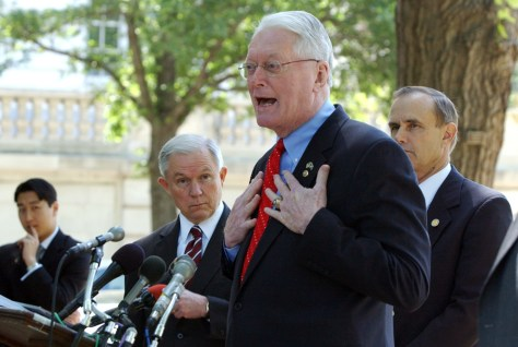 Jeff Sessions, Jim Bunning, Brian Bilbray