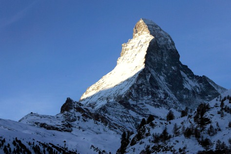 Image: Matterhorn mountain