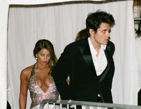 Image: John Mayer and Jessica Simpson