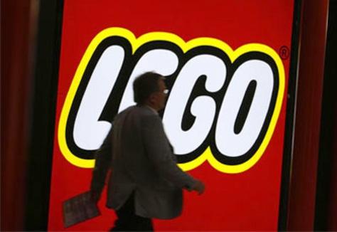 Image: Lego sign