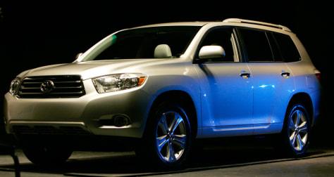 Image: Toyota Highlander