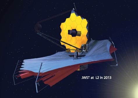 Image: Webb telescope