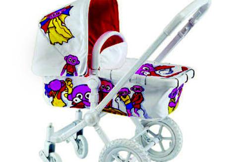 Image: Bugaboo stroller