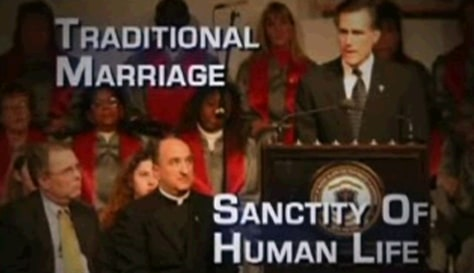 Image: Romney ad
