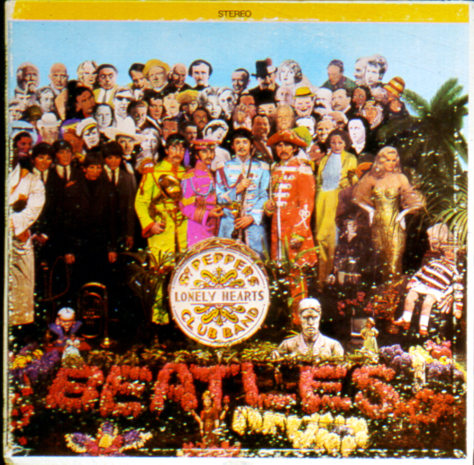 "The Beatles' ""Sgt. Pepper's Lonely Heart Club Band"""