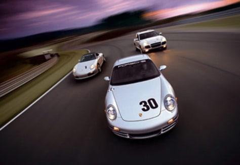 Image: Porsche Sport Driving School
