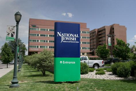 Image: National Jewish Hospital