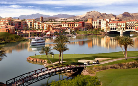Image: Lake Las Vegas Resort