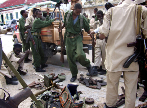Ethiopian troops hunt guns house-to-house - World news - Africa