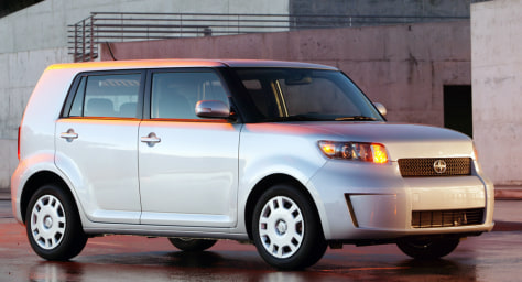 Scion's 2008 xB subcompact