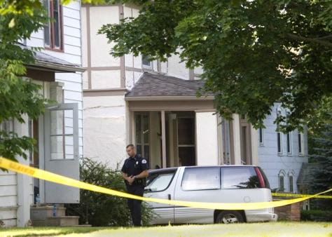 Image: Wis. crime scene