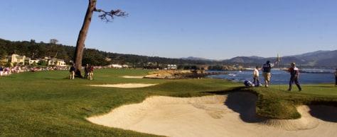 Image: Pebble Beach golf course