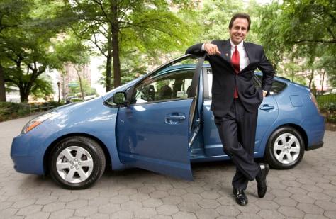 Image: Hertz CEO, Prius