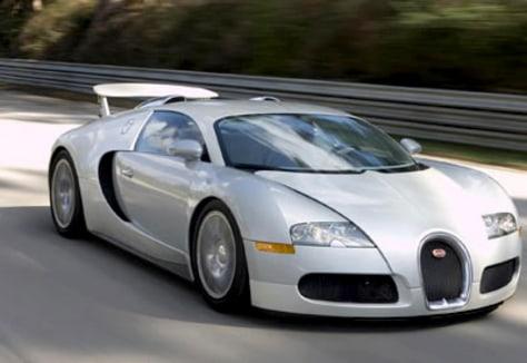 Image: Bugatti Veyron 16.4
