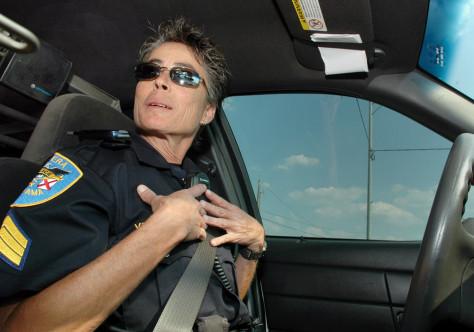 IMAGE: Water cop Angela Valarde