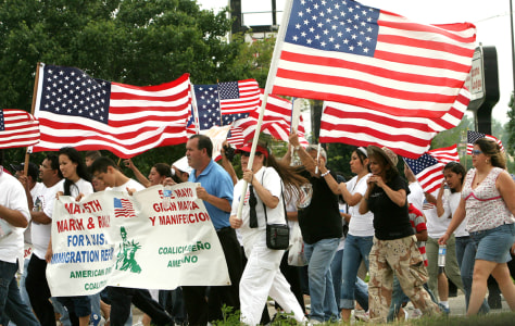 March for Fair Immigration Reform