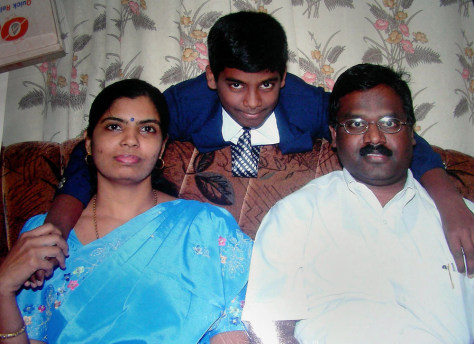 Image: Murugesan family