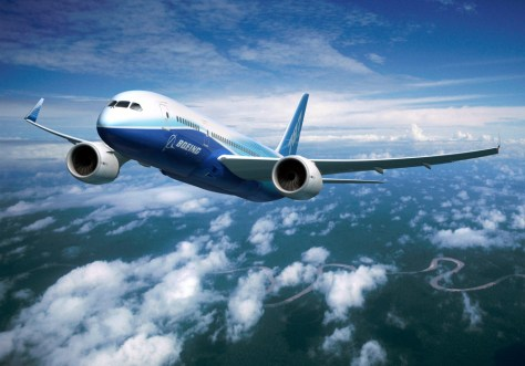GE Aviations System Deliveries Nearing Completion to Support 787s First Flight
