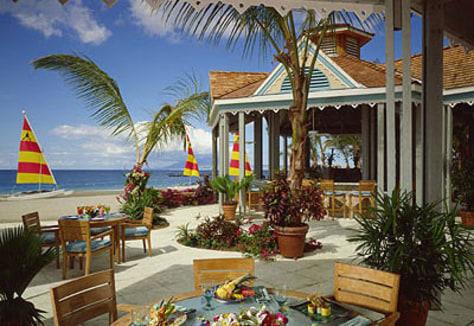 Image: Pool Cabana