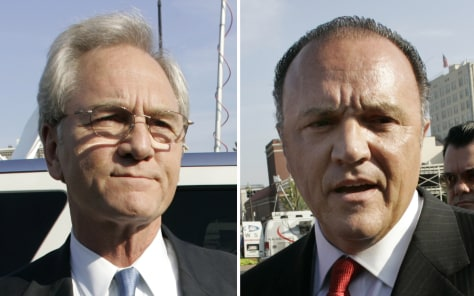 Image: Don Siegelman, Richard Scrushy