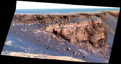 Image: Cape St. Vincent, Mars