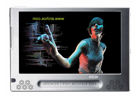 Image: Multimedia Player, Archos 704