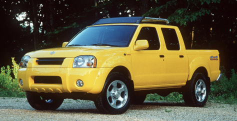 Image: Nissan Frontier pickup