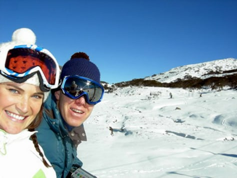 Image: Australia's Perisher Valley