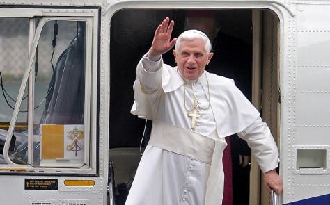 Image: Pope Benedict XVI