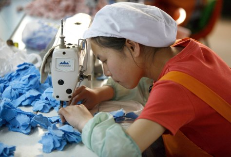 Image: Chinese factory