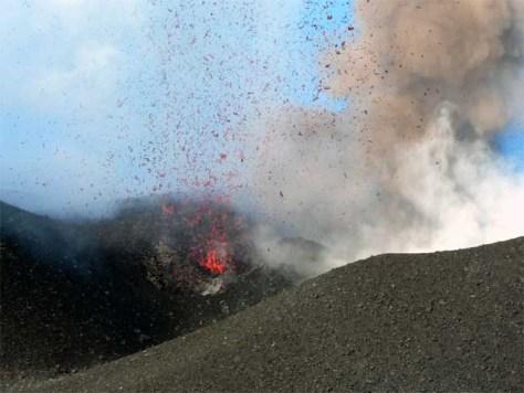 Image: Stromboli volcano